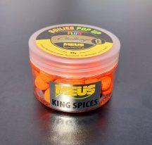 Challenge Fluo  Pop-Up King Spice /Fűszeres/ 12 mm