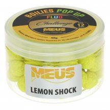 Challenge Fluo Pop-Up Lemon Shock /Citrom & hal/ 12 mm