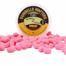 Wafters Fluo Csalizó Dumbells Eperfa 8 mm