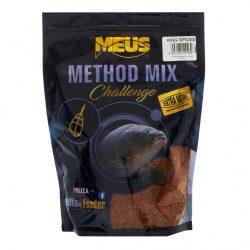 Challenge Method Feeder Mix King Spice (Csípős, fűszeres)