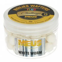 Challenge Wafters Fluo Csalizó White Worm 12 mm