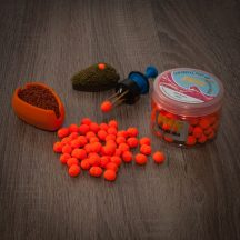 Fluo Pop-Up Dumbells Bubble Gum 8 mm