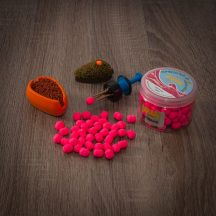 Fluo Pop-Up Dumbells Bloodworm 8 mm